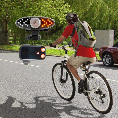 повороты велосипед