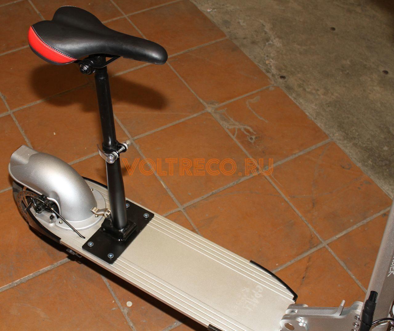 электросамокат volteco pat ranger comfort 1000w 48v