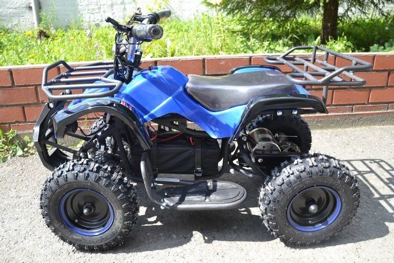 Электроквадроцикл детский Bars 500w 36v