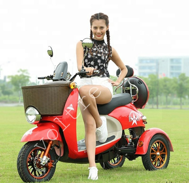 Sex drive on ortho tricycle