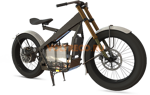 Электрочоппер E-motions Electronbikes Classik 5 kw