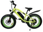 Электрофэтбайк Fat Jet Bike Mini