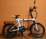 Электровелосипед xDevice xBicycle 20S 500w (2021)